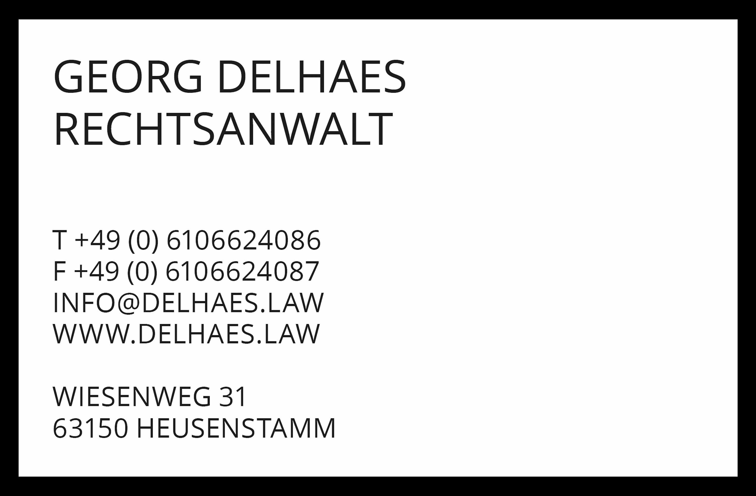 Delhaes Law 10