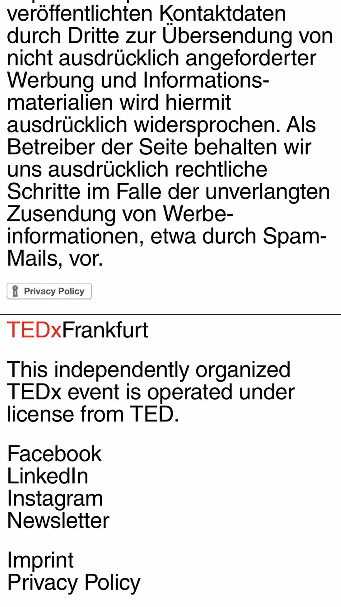 TEDX 10