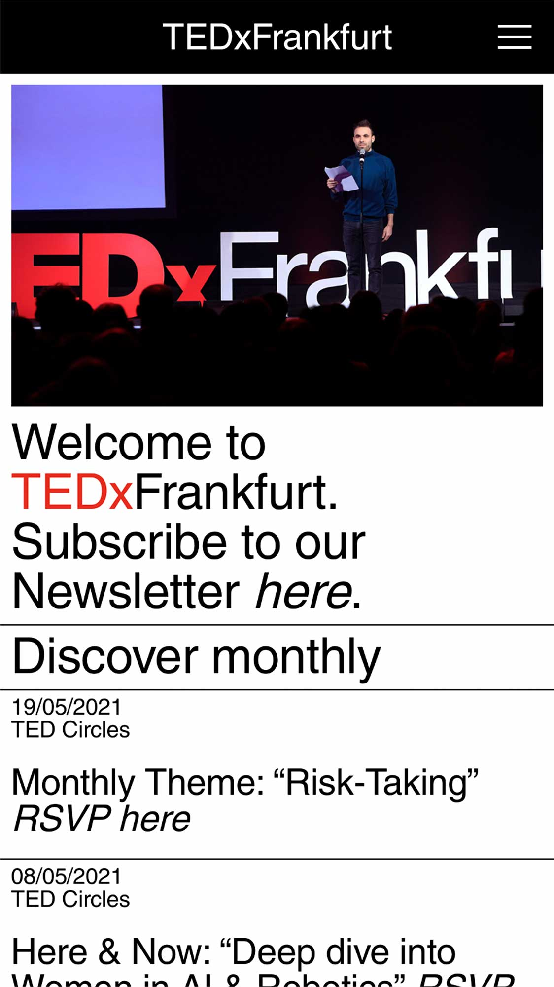 TEDX 5